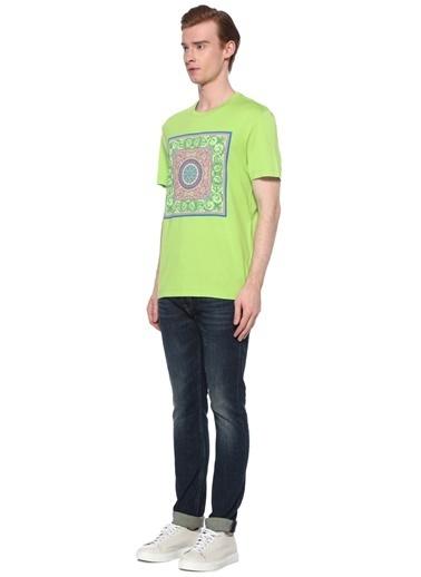 Versace Tişört Yeşil